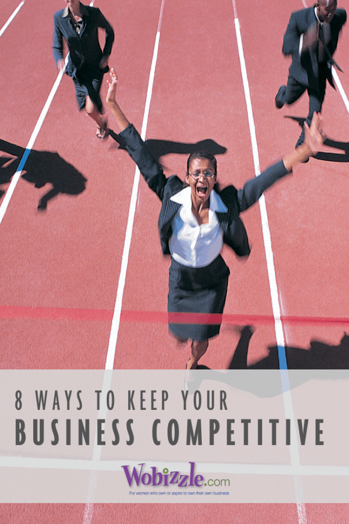 8 ways to keep your business competitive
