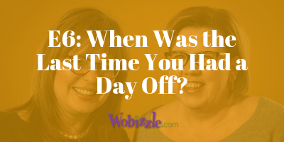 When Was the Last Time You Had a Day Off