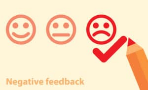 What do when your business gets a negative review