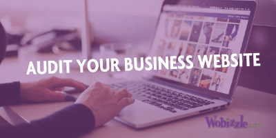 Audit Your Business Website
