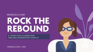 Growing your freelance business after COVID-19